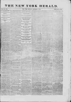 "THE NEW YORK HERALD. 'HOLE NO. 9221. NEW YORK, MONDAY, DECEMBER 9, 1861. PRICE TWO CENTS. ""TTt""^ r*"" r - 1 ?-?u ?. j \J> L i"