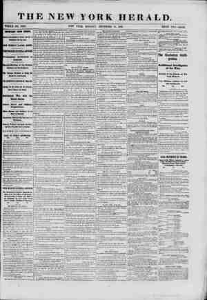 THE NEW YORK HERALD. WHOLE NO. 9228. NEW YORK, MONDAY, DECEMBER 16, 1861. PRICE TWO CENTS. IMPORTANT FROM EUROPE. total of