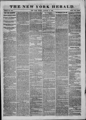 r TH ? .... - - ? . WHOLE NO. 9259. NEWS FROM WASHINOTON. INTERESTING PROCEEDINGS OF CONGRESS. Mr. Trumbull's Bill...