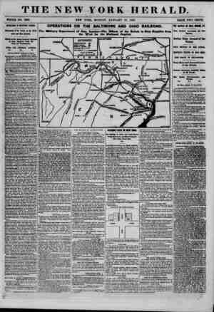 TH WHOLE NO. 9269. OPERATIONS IN NORTHERN VIRGINIA. Movements of the Rebels on the Baltimore and Ohio Railroad. Eflbrts tf