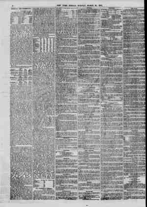 2 FINANCIAL AND COMMERCIAL* Sihdat, March 23, 1862. The import for the week ending yesterday are again very litavy...