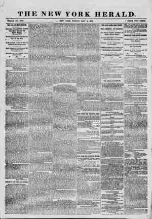 THE NEW WHOLE NO. 9366. , - NEW FORK HERALD. YORK, FRIDAY, MAY 2, 1862. ? PRICE TWO CENTS. THE FALL OF NEW ORLEANS....