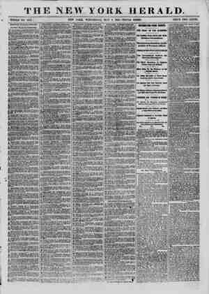 m NEW ERAIiD WHOLE NO. 93? 1. NEW YORK, WEDNESDAY, MAY 7, 1862.-TRIPLE SHEET. PRICE TWO CENTS. SITUATIONS WASTED-FEMALES, For