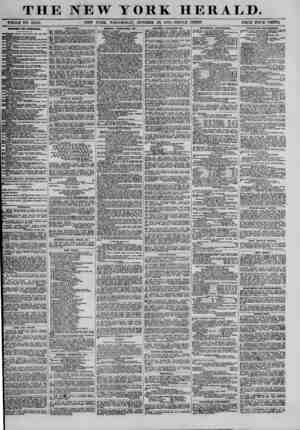 THE NEW YORK HERALD. WHOLE NO. 13,212. NEW YORK, WEDNESDAY, OCTOBER 23, 1872.-TRIPLE SHEET. PRICE FOUR CENTS. DIRECTORY FOB