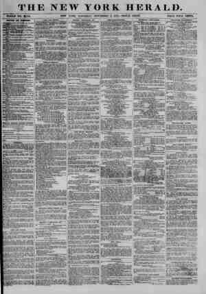 THE NEW YORK HERALD. WUOLE NO. M.222. NEW YORK, SATURDAY, NOVEMBER 2, 1872.-TR1PLE SHEET. PRICE FOUR CENTS. IWCTMY FOB...
