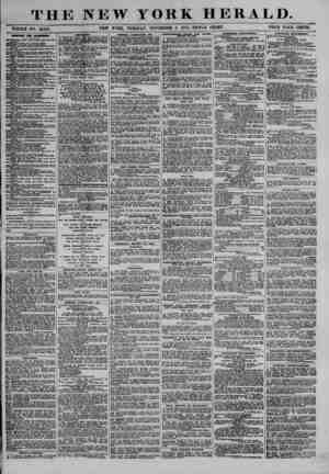THE NEW YORK HERALD. WHOLE NO. 13,225. MECTOftl FOR ADVERTISEHS. AMUSEMENTS? Eighth Pack? Fourtli, flflA Ud sixth wfciam...