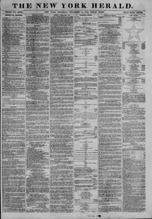 THE NEW YORK HERALD, WHOLE NO. 13,234! , NEW YORkT THURSDAY, NOVEMBER 14, 1872.-TRIPLE SHEET. price FOUR CENTS, DIRECTORY FOB
