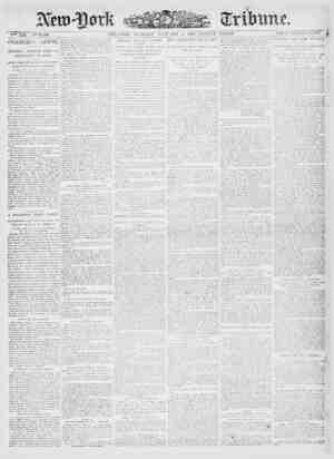 New York Tribune Gazetesi 2 Ocak 1900 kapağı
