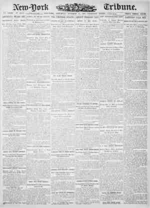 V° LXVII N° 22,245. To.*^^ r ?&srLSBSZ* wind,. NEW-YORK, SATURDAY, OCTOBER 12, 1907. -EIGHTEEN PAGES.— rtfSZStS&SL. LOUISIANA