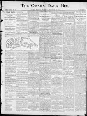 T THE OMAHA DAILY TWENTIETH YEAR. OMAHA , TUESDAY MORNING , DECEMBER 30 , 1890. NTOIBEE 185. \ A BLOODY BATTLE. The Seventh
