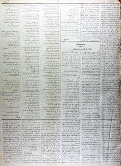 Peyam Gazetesi 14 Ekim 1913 kapağı