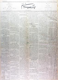 Peyam Gazetesi 15 Ekim 1913 kapağı