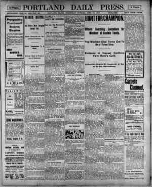 S PORTLAND DAILY PRESS. OS jmt] M  n_ rn-w-r-M-T11M,^..    M   -t—-Ti M-B-n-rnf--Triri— ESTABLISHED JUNE 23, 1862-VOL. 38.
