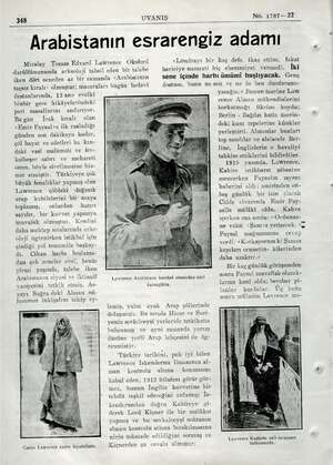 Servetifunun (Uyanış) Dergisi 9 Mayıs 1929 kapağı