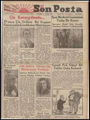 HALKIN GÖZÜ HALKİNKULAĞI HALEIN.DİLİ Mon Posta Hıhohımı A AMT GT S DA Yazı işleri telefonu: — İstanbul — 20203 lııumı -...