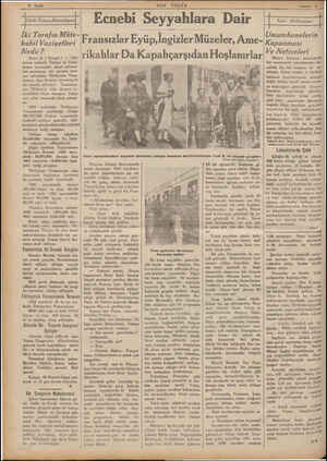 Türk-Yunan İktısadiyat İki Tarafın Müte- kabil Vaziyetleri Nedir? Atina 31 ( Hususi ) — 1931 senesi zarfında Türkiye ile...