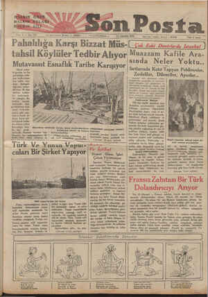—D ae n —a A ea ai eei DA KŞDA UĞU DAREĞİRÜMÜ Na geee üi anen l Sene 5 — Nüa: 748 Yazı işleri telefonur İstanbul. —...