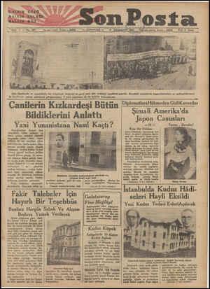 GALKIN GÖZÜ HALKIN  KULAĞI HALKİN-DİLİ Vazı işleri telefenn: İstanbul — 20203 —a ae — — — CUMARTESİ — 17 Kânunue' ARİ SAE FAŞ