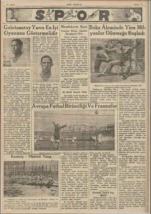 -— Oyununu Göstermelidir * Yarıu Galatasaray  kargısına — çıkacak Libertas oyuncularından biri Vıyananın dördüncüsü Liber-