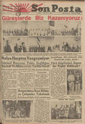 HARL.EK I N G6 GZÜ HA CTRRN, Kluh HFAMkA DH Balkan güreşlerine dün binlerce seyirci karşısında başlandı ve Balkanlı...