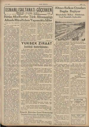 21 Eylül ——— » Her hakkı mahfuzdür. <  Bütün Akalliyetler Türk Âlicenaplığı OSMANLISALTANATI GÖÇERKEN (Mütareke devrinin