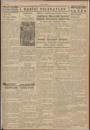 """KI """" Matbuatında GÖRDÜKLERİMİZ Ara Sıra Ortaya Atılan Bir Mesele!.. Fransada gazeteler bir talâk davasının safha- larını..."""