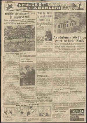 Ş MEMLEKET Karaağaç köy eği A » HABERLERİ tmenleri kursu | ilk mezunlarını verdi | 7 aylık bir çııhşıııadtil'ı sonra 100