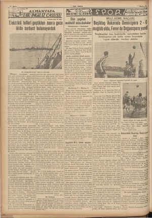 """""""4 Sayfa m am. 2 n Posta. nın tefrikası; 35 ikide serbest Bir Alman denizaltı TÜörgüyü © keseceğimiz moztaya Civar gece"""