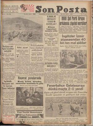 ALKIN GÖ ALKIN KULAĞ. ALKIN DİLİ ZS Bardiyaya yeni İngiliz kuvvetleri sevkedildi İngilizler yedi top a iğtinam ettiler Z