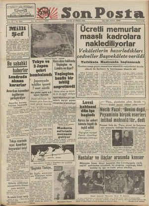 """e. omemişir. """"SAW SonPosta Ankara İS (uses) — DUN Şef İs. sami İnönü, Devlet o konservaturarında Bekhovenin ölümünün (113"""