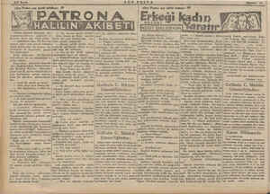 p- 1/2 Sayfa SON POSTA «Son Posta» nın edebi romanı: 90 ı Erkeği kadın N YA AZAN: V ) SARSIN / İN NUSRET SAFA GOFKON  ,