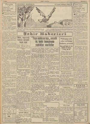 İsviçre arasındaki Basın hâdisesi Ekrem Uşaklığil mf T arafsız görmek, tarafsız dü mek.. şünmek ve tarafsız söyle « Alman