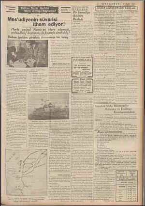 Balkan Niçin ve Nasıl Kaybettik Deniz Harbini -30 — Mes'udiyenin süvarisi itham ediyor! Harbi amiral Ramiz mi idare edemedi,
