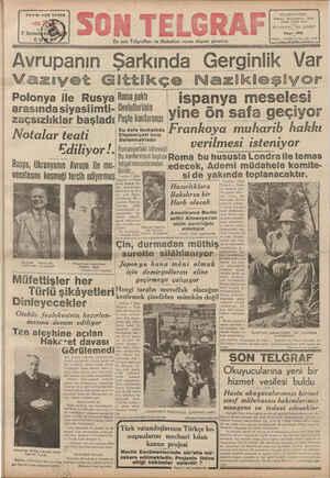 ABRNRA SAYISI HER YERDE En son Telgrafları ve Haberleri veren akşam gazetesi İDAREHANESİ İstanbul Nurosmaniye sokağı husust