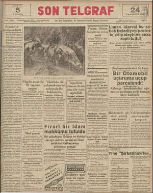 SAYISI SAYI , 1865 Fransa'ya verilen mühlet Almanya tehlikeyi kavra - muıştır. İtalyaya yardımdan ziyade İngiltere...