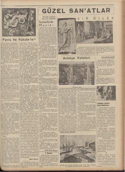 G— 'it -6-935 e— Paris Ve Yukule-let!   ., Bulvar Raspay'dan geçiyor - lik, Otobüsün şişman tekerlek- leri; siyah bir köle