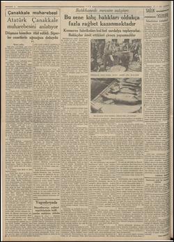 Çanakkale Atatürk Çanakkale muharebesini anlatıyor   Düşman kâmilen ler cesetlerle ağızağıza doluydu vi. İkinci safha Pdşa