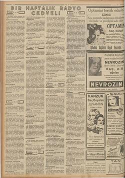 Dağ EN Ra m yapa e mmm : Pazar, 8. 8. 1937 | SENFONİLER 22 Milâno, Torino, Florans: Pa- Todi'nin idaresinde senfonik kon-