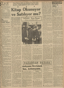 g bi TAN   Gündelik Gazete Balan in hedefi; Maberde, fikirde bere la temiz, dürüst, samimi olmak, Bazetesi © olmıya...