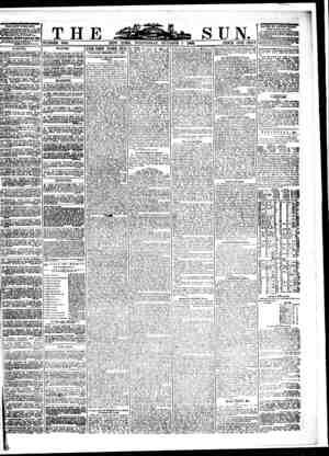 The Sun Gazetesi 5 Ekim 1859 kapağı