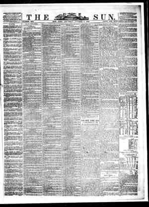 The Sun Gazetesi 6 Ekim 1859 kapağı