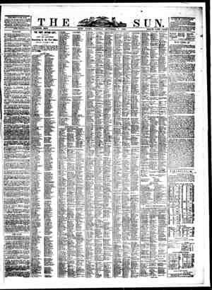 The Sun Gazetesi 7 Ekim 1859 kapağı
