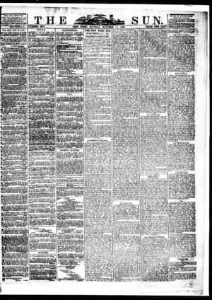 The Sun Gazetesi 10 Ekim 1859 kapağı