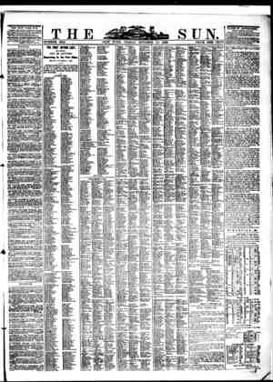 The Sun Gazetesi 14 Ekim 1859 kapağı