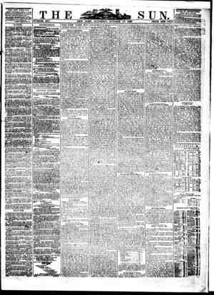 The Sun Gazetesi 15 Ekim 1859 kapağı