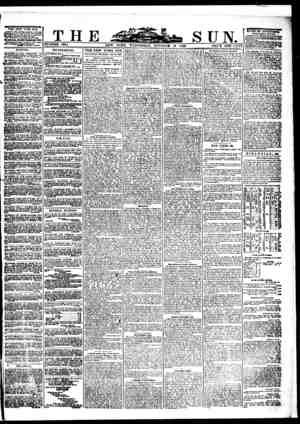 The Sun Gazetesi 19 Ekim 1859 kapağı