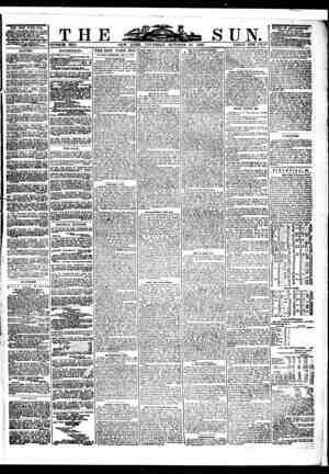 The Sun Gazetesi 20 Ekim 1859 kapağı