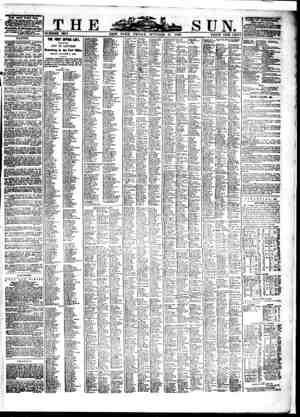 The Sun Gazetesi 21 Ekim 1859 kapağı