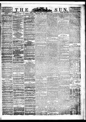 The Sun Gazetesi 22 Ekim 1859 kapağı
