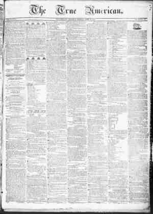 2 s. NER-ORLEANS, TIIURSDAY MORNING, APRIL 27, 1837. VOL. Itt-rit at , Nrap l . It P eftt 'ii ) rMe t s t(ill.. tr of y bre